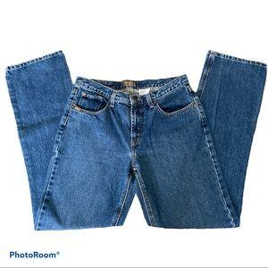 ROCKIES Women's Jeans Natural Rise Slim Size 14L